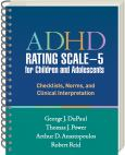 Adhd Rating Scale: 5 For Children & Adolescents