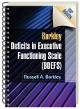 Barkley Deficits In Executive Functioning Scale