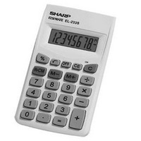 Sharp El-233Sb Basic Calculator