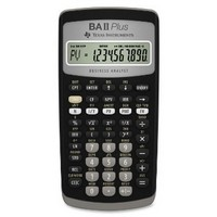TI BAII+ Financial Calculator