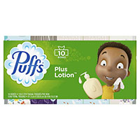 Puffs Plus Lotion Tissues