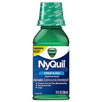 Nyquil Cold & Flu Liquicaps