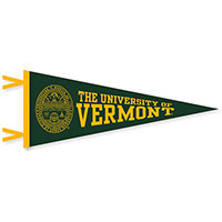 "12"" x 30"" SPELLOUT SEAL PENNANT"