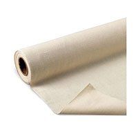 1/2 Yd. Canvas Unprimed Cotton Duck