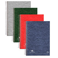 Roaring Springs 3 Subject Small Wirebound Notebook