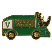 Hockey Ice Resurfacer Pin