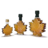 Glass Maple Leaf