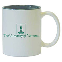 Mug With Tower Logo