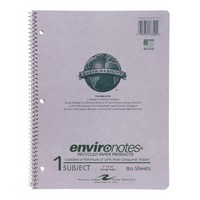 Enviro-Notes Recycled 11X9 Wirebound Notebook