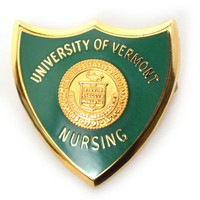 College Of Nursing Graduates Pin