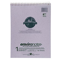 Enviro-Notes Recycled Flip Top Notebook