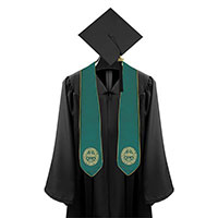 Complete   Bachelor Regalia With New Stole