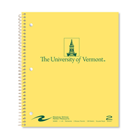 Notebook 2 Subject Tower Logo