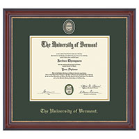 Masterpiece Medallion Kensington Gold Diploma Frame