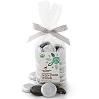 LAKE CHAMPLAIN CHOCOLATES COIN GIFT BAG