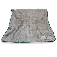 Circle Logo Sherpa Lined Blanket