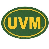UVM Euro-Shaped Auto Magnet