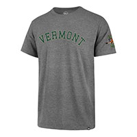 '47 Brand Fieldhouse Vermont Sleeve V/Cat T-Shirt