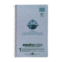 Enviro-Notes Recycled 9X6 Wirebound Notebook