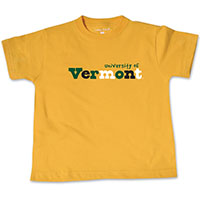 College Kids® Youth Uvm T-Shirt