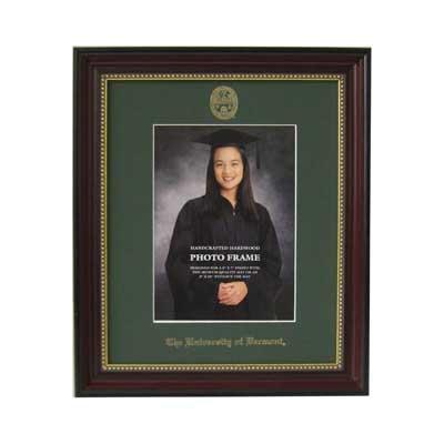 Graduation Portrait Frame | The UVM Bookstore