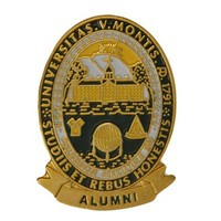 Alumni Seal Lapel Pin