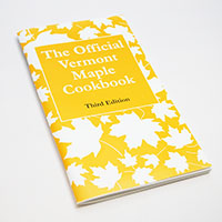 Vermont Maple Cookbook 3Rd Edition