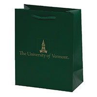 Gift Bag - Matte Medium Tower Logo