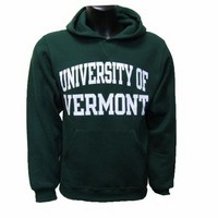 Russell Big V University Of Vermont Hood