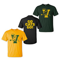 Go Cats Go T-Shirt