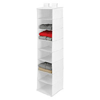 Honey Can Do Hanging Closet Organizer