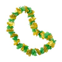 Green & Gold Lei