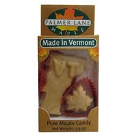 Palmer Lane Vermont-Shaped Maple Candy