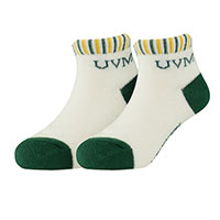 TCK UVM Circus Stripe Infant/Toddler Sock