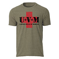 Ouray U*V*M Larner College Of Medicine T-Shirt