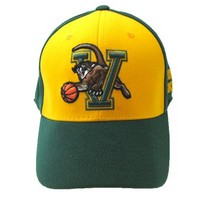 Vermont Basketball Two Tone Hat