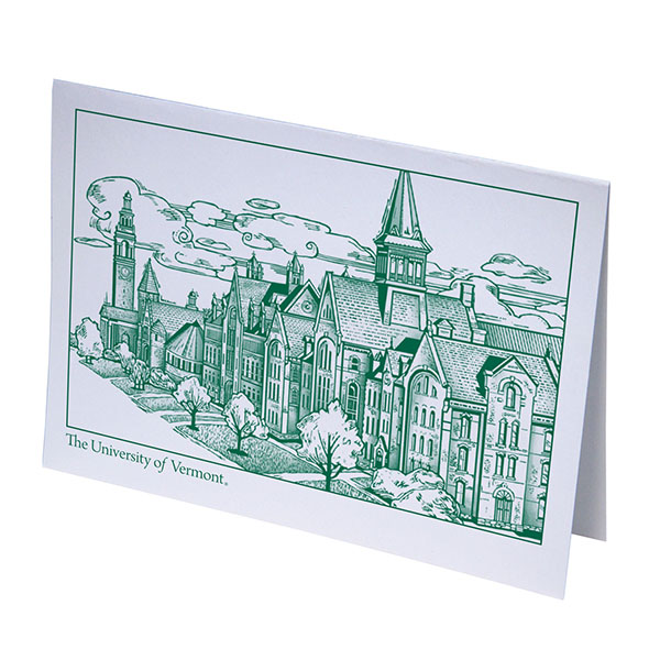 University Row Blank Boxed Notecards (SKU 121220421118)