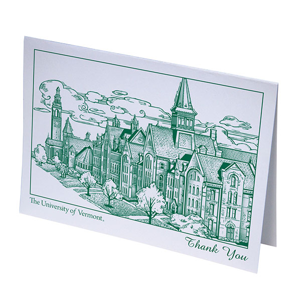 University Row Thank You Boxed Notecards (SKU 121220971118)