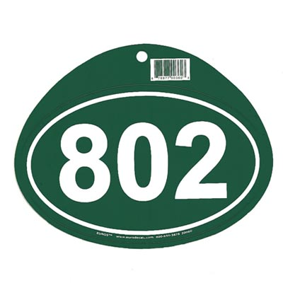 802 Euro Sticker (SKU 121250981085)
