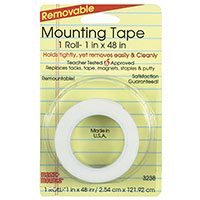 Magic Mounts Removable Mounting Tape