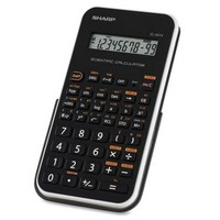 Sharp El-501X Scientific Calculator