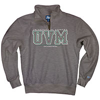 Jansport Uvm Catamounts 1/4 Zip
