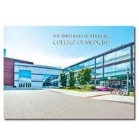College Of Medicine Postcard