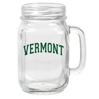 Mason Jar Handled Mug