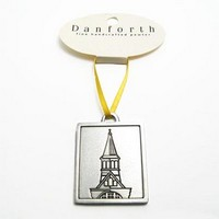 Danforth Tower Logo Ornament