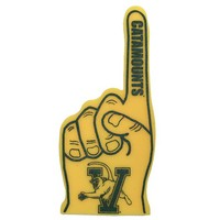 Foam Finger Go Cats Go
