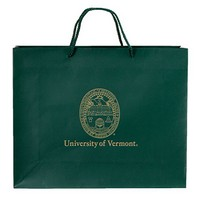 Gift Bag - Glossy Large University Seal