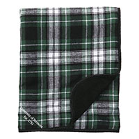 Boxercraft Spellout Flannel Blanket
