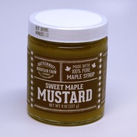 Sweet Maple Mustard