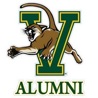Alumni V/Cat Vinyl Hi-Def Decal
